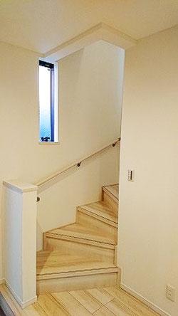 N号室・階段室