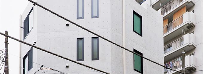 錦糸町徒歩4分!1フロア1世帯 専用防音室付 音楽家用賃貸マンション