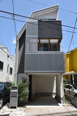 世田谷区若林 防音室付き戸建て 売却物件