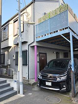 西新宿、防音室付戸建 賃貸物件