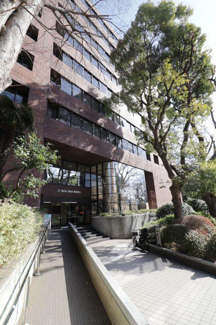 芝公園 東京タワー正面の好立地録音スタジオB1&B2 居抜き譲渡物件